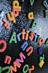 Alphabet Test 4