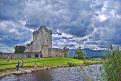 Ross Castle. Ireland.- photo by ancama_99(toni)