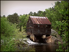 Laural Mill photo by History Rambler