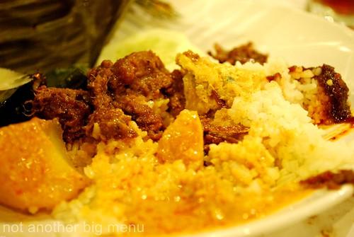 Penang Place, S'pore - Nasi lemak