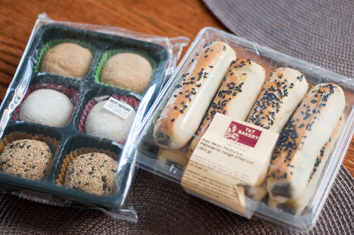 Japanese Sweets from T&T