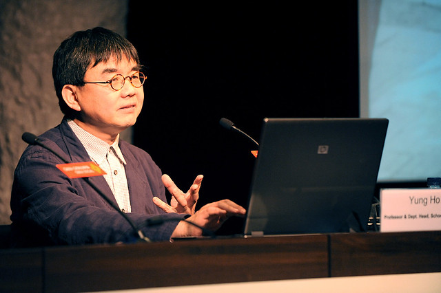BIArch OPEN LECTURES: Yung Ho Chang | Flickr - Photo Sharing!