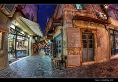 175/365 - HDR - Crete.Rethymno.II.Night.@.1150x735 photo by Pawel Tomaszewicz