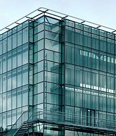 vidrio construccion