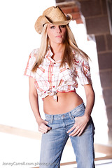 cowgirl photo by Jonny Donut Carroll