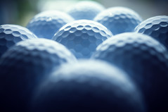 Alignment (Golf balls) photo by onigiri-kun