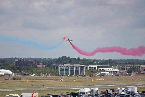 4827516822 361d2db484 Public Days at Farnborough Airshow