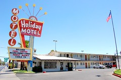 Holiday Motel photo by Nick Leonard