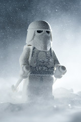 Snowtrooper Ski Patrol photo by Avanaut