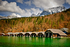 "Königssee ""King's Lake"" photo by Sergiu Bacioiu"