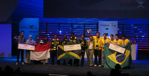 Poland Imagine Cup 2010 Interoperability Winners