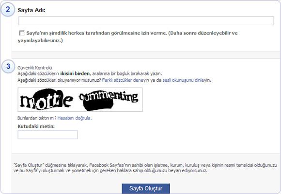facebook-hayran-sayfası-oluştur