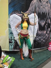 Hawkwoman photo by Docking Bay 93