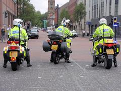 Alex Higgins police escort. photo by Canon John's 7D (Wow! 3,000,000+ views, Thanks)