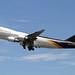 Boeing | 747-44AF/SCD | United Parcel Service - UPS | N574UP | Hong Kong | HKG | VHHH