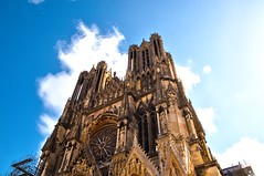 Reims Cathedral HDR photo by Patap'