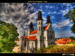 Sankta Maria Domkyrka photo by foje64