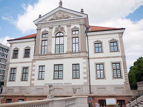 Cbopin - Warsaw