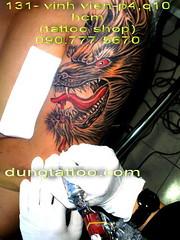 hinh cho soi-hinh xam 3d-hinh xam nghe thuat-hinh xam minh dep-tattoo sai gon photo by HINH XAM DEP - HINH XAM MINH DEP - HINH XAM TATTOO
