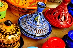 Tagine pots photo by Chicka (X100s enthusiast)