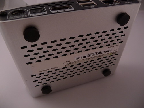 SageTV HD300 Underside