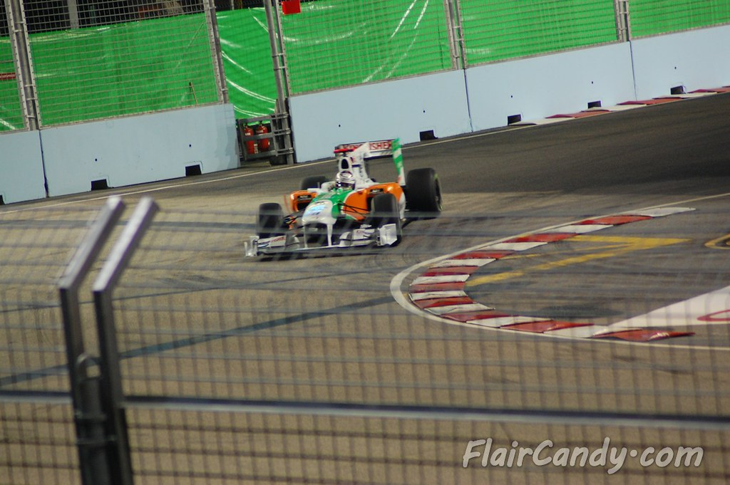 Grand Prix Season Singapore - Day 2 Formula 1 (34)