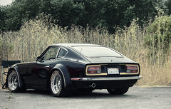 Datsun 240z photo by tail happy
