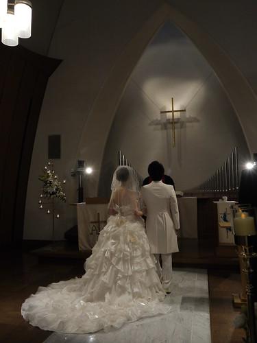 201016 日本友人婚禮@神戸メリケンパークオリエンタルホテル  マリンホール