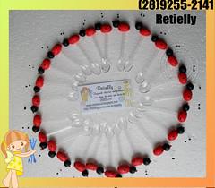 Colherzinha decorada joaninha photo by Rety Neves Biscuit