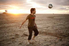 Beach ball photo by Evan Koester