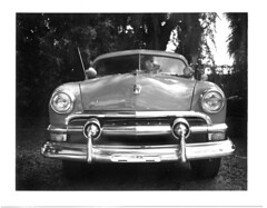 1951 Ford Coupe—Polaroid photo by Frisky Lizard