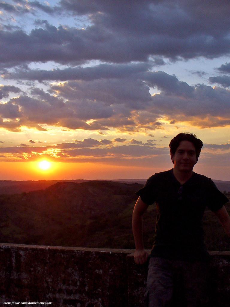 Triunfo - PE - Pico do Papagaio, Pôr do Sol photo by danielvenegas2