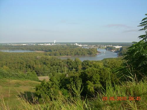 Vicksburg Heavy Artillery Position