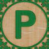 Block Letter P