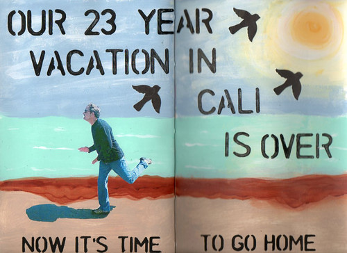 23 Year Vacation