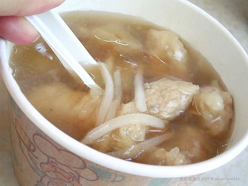 泰順街肉羹 - 軟嫩紮實的肉條