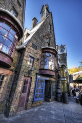 Harry Potter Theme Park photo by Daniel Horande Photography
