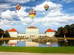 The Nymphenburg Palace photo by gary718