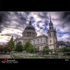 St Paul's cathedral photo by _Hadock_