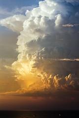 Sky&Clouds: Sriracha, Chonburi, Thailand photo by Nobythai
