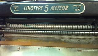 Linotype Meteor 5