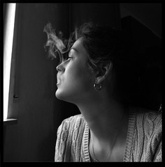 Smoke photo by Madelaine Grambow Photography