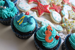 Under the Sea! photo by All you need is Cupcakes!