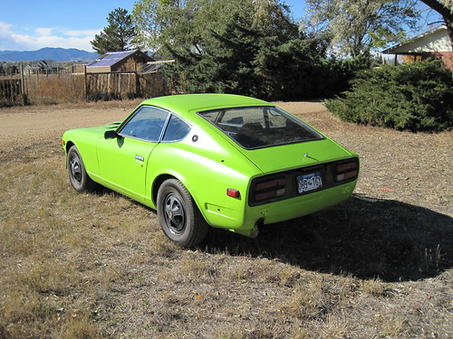 Project240z Lives with a new owner