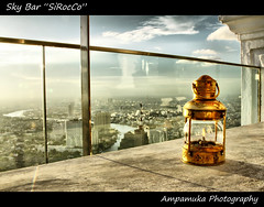 "Sky Bar ""SiRocCo"" photo by AmpamukA"