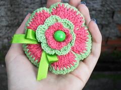 Agulheiro de crochê photo by Unindo Gostos/Vitória Armagni