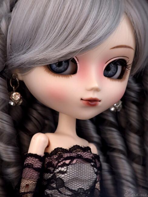 Hermine | Pullip Blanche Custom photo by Zoo*
