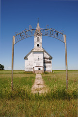 Bethesda Lutheran Church-Abandoned North Dakota photo by j_piepkorn65