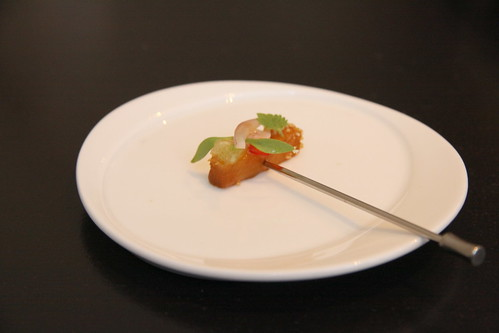 Alinea - Course 4: Chao Tom