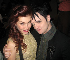 Stevie Ryan and Clint Catalyst photo by The_Scene_Is_Dead